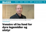 Innovative CF-medisiner bør sikres via et fond