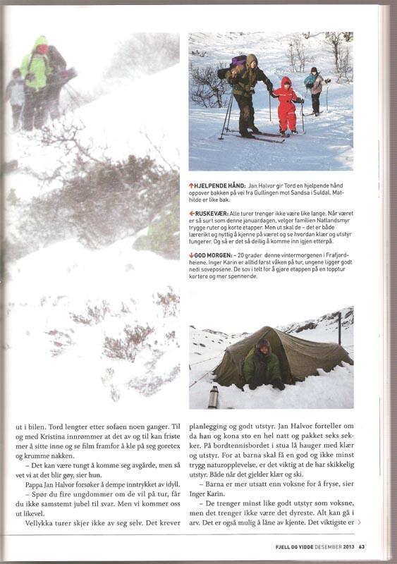 fjell og vidde kontaktannonser Namsos